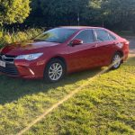 2016 camry red 565AX8